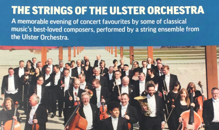 Strings of the Ulster Orchestra